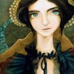 Countessa oil painting