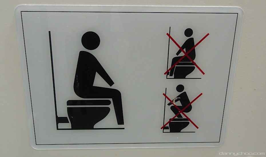 Lzo Japan Toilet Sign HiddenRoom