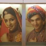 Toilet sign at Terminal 3 IGIA India