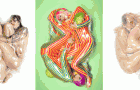 Flesh Love project by Haruhiko Kawaguchi