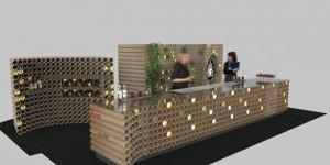 Ketel One Bar Design Award for 2012 won Y2 Architecture