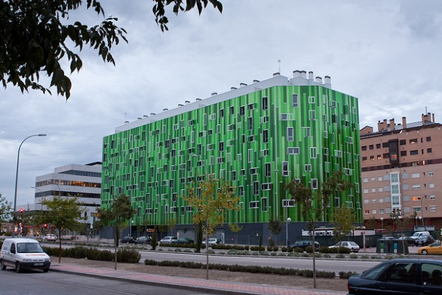 Vallecas 51 Social Housing in Madrid