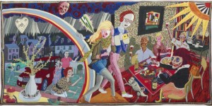 The Vanity of Small Differences, Expulsion from number 8 eden close by Grayson Perry