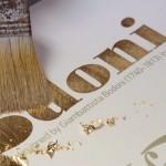 bodoni silkscreen print preparation 10