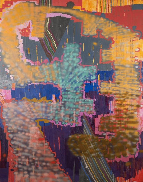 Keltie Ferris at Horton Gallery 1