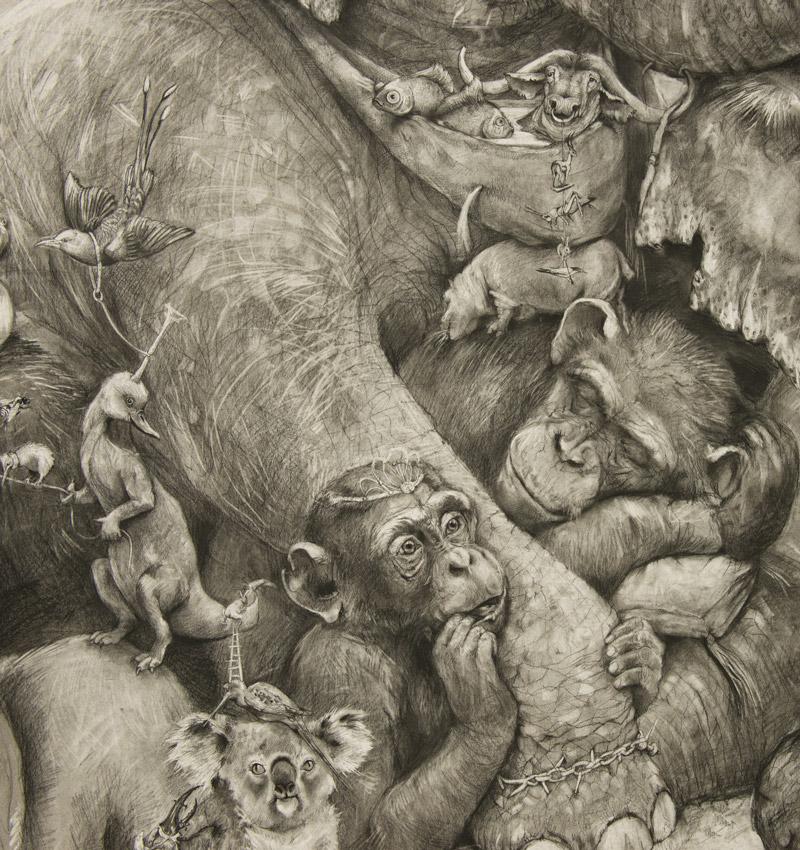 Elephants by Adonna Khare 2