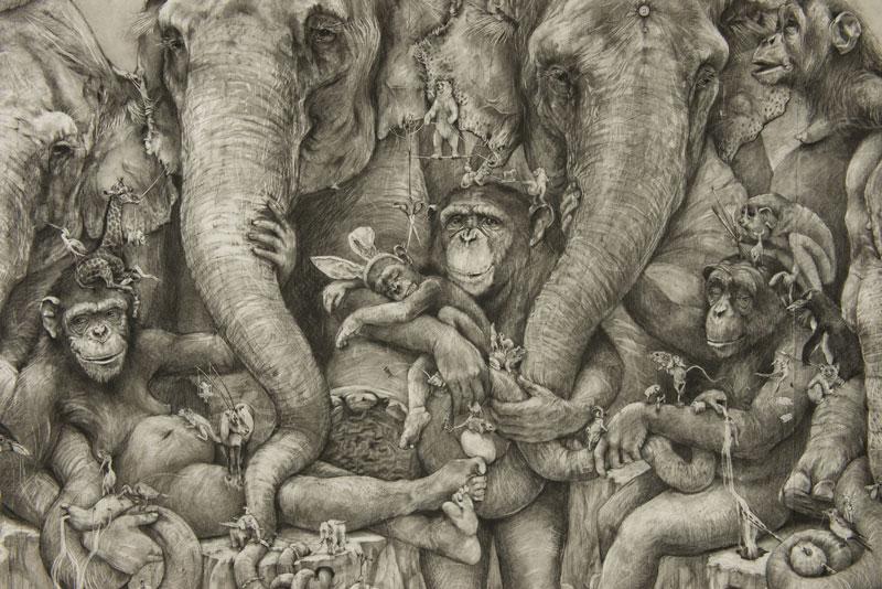 Elephants by Adonna Khare 5