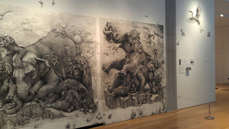 Elephants by Adonna Khare 6
