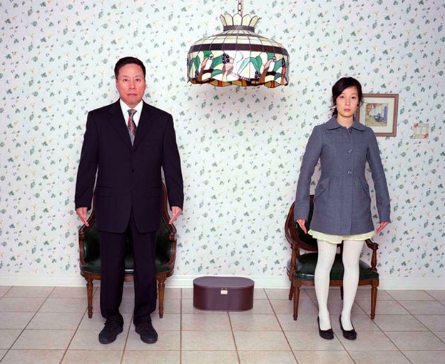 My Father and I Series by Laurie Kang 1