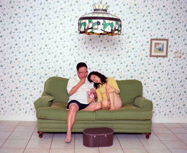 My Father and I Series by Laurie Kang 10