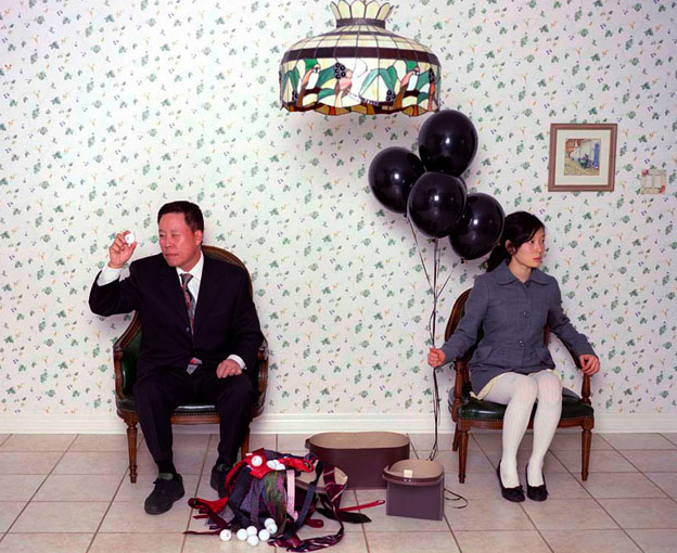 My Father and I Series by Laurie Kang 4