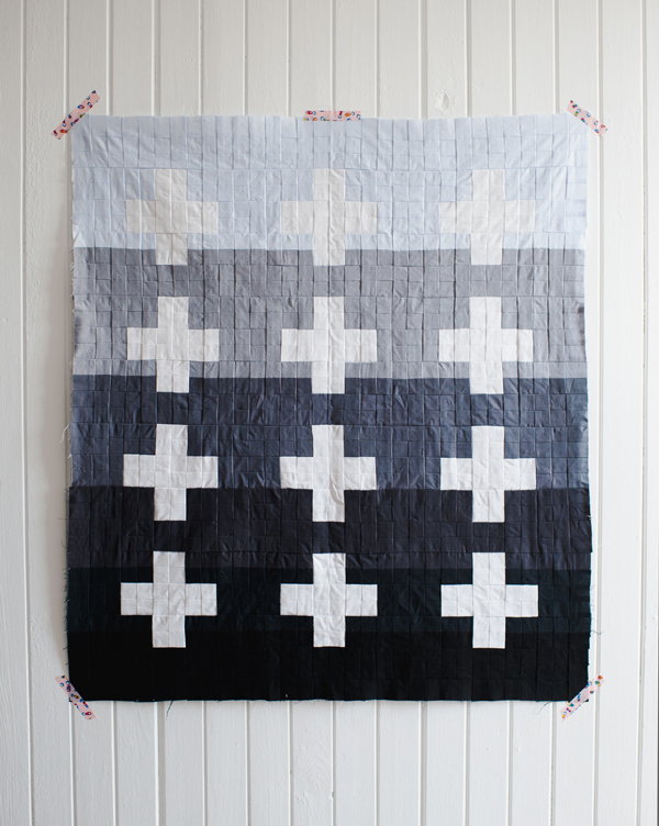 Baby Quilt Blanket by Celine Kim
