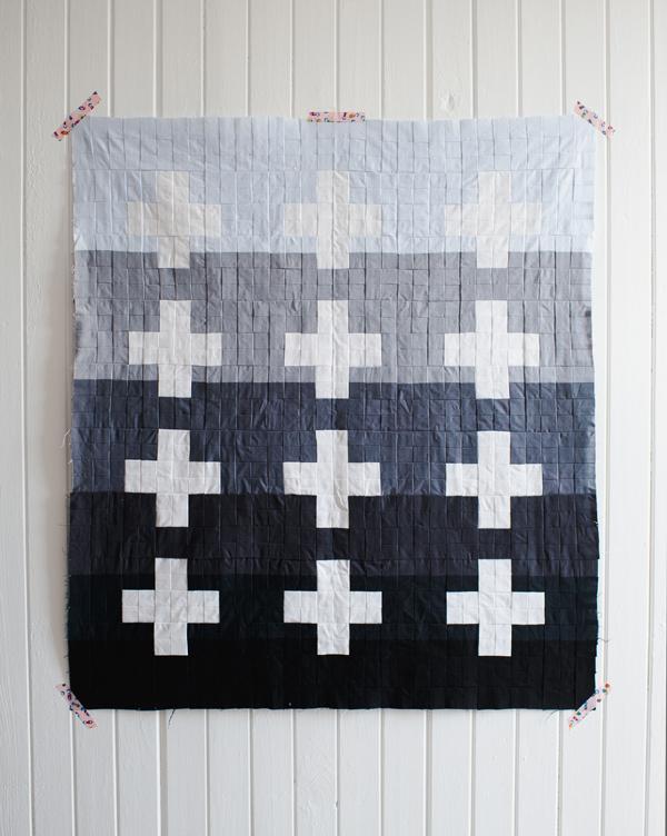 Baby Quilt Blanket by Celine Kim
