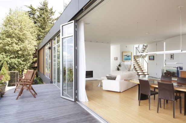 Ballard Cut Inside Out by Prentiss Architects photo by Alex Hayden