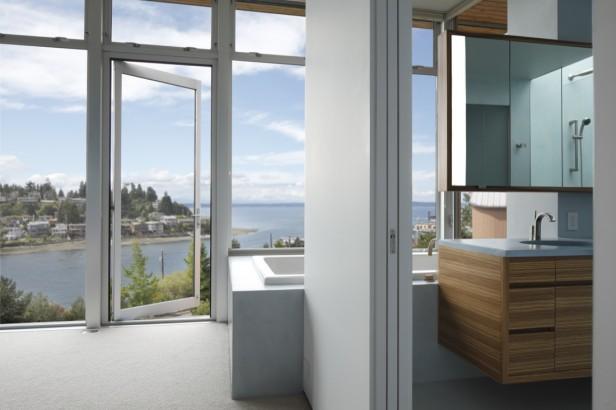 Ballard Cut Sea View by Prentiss Architects photo by Alex Hayden