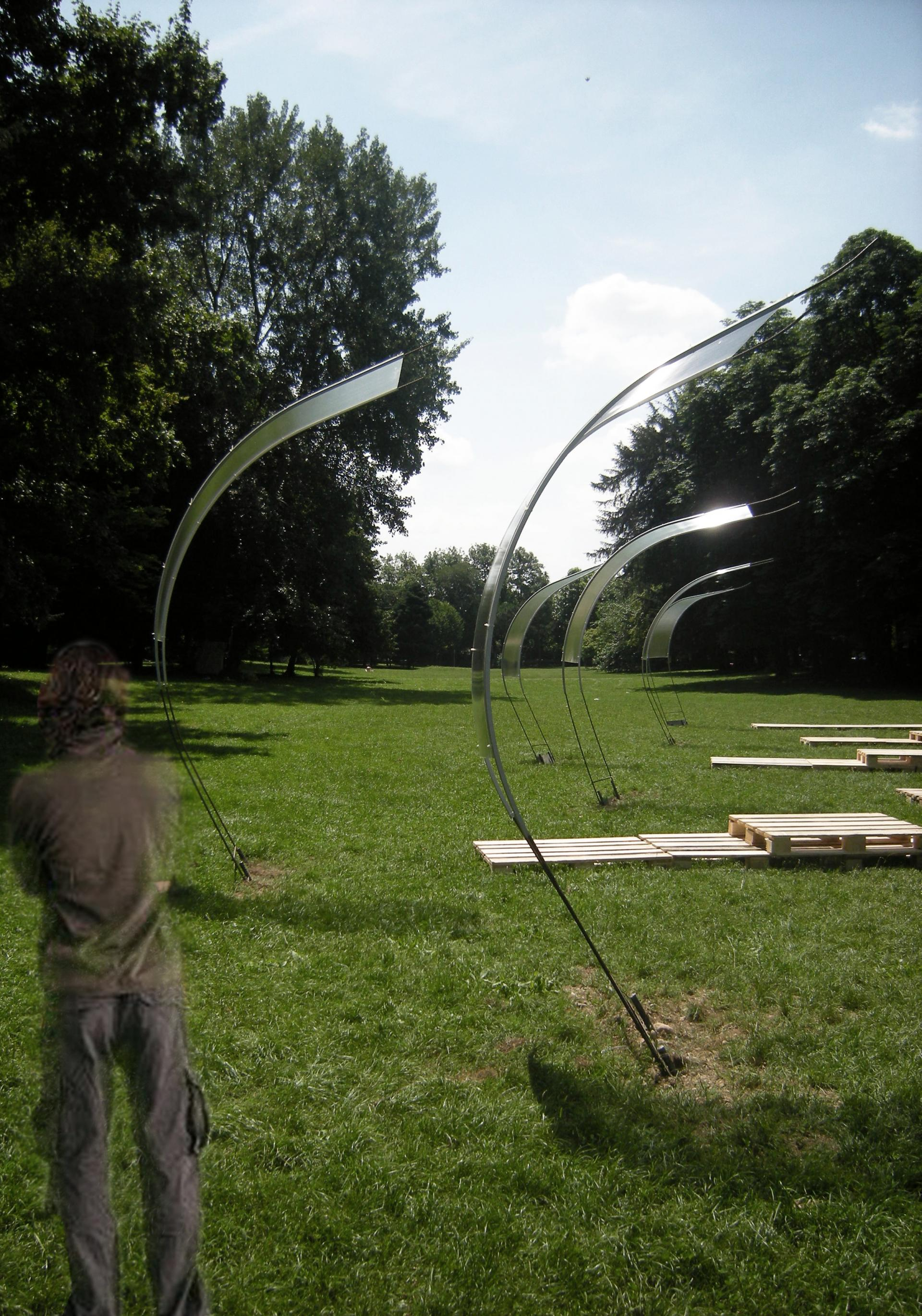 Kernel Festival Installations Shadows by Gianluca Milesi and Michiko Yamada pic 4
