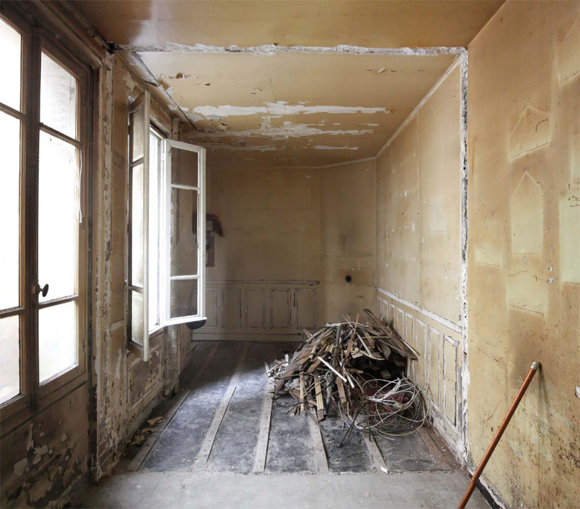 Spectral Apartment Before