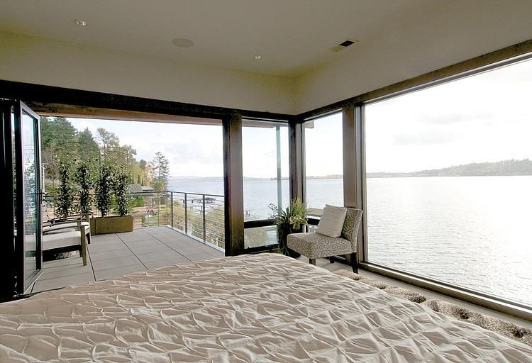 Kirkland Residence Remodeling bedroom view