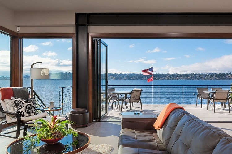 Kirkland Residence Remodeling sea view