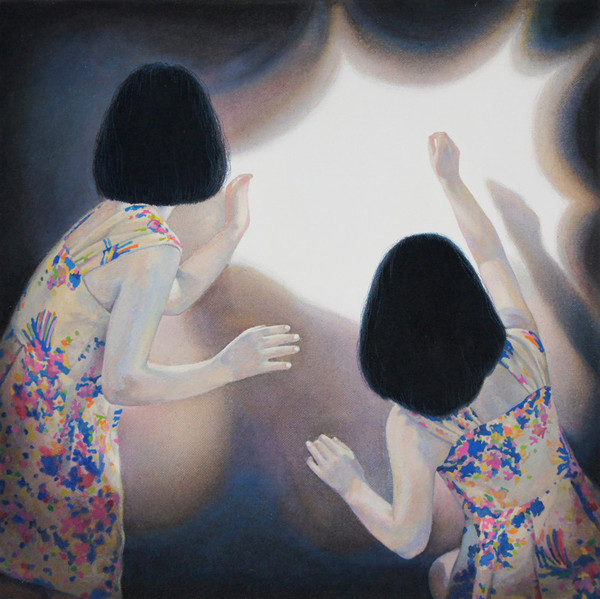 In light of the darkness by Naomi Okubo Painting 2013