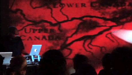 Jackson 2bears heritage mythologies video performance