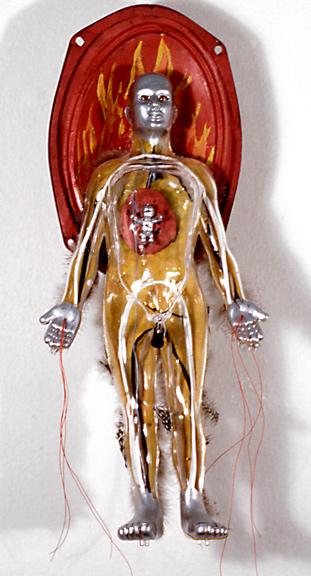 potential deity by John Feodorov