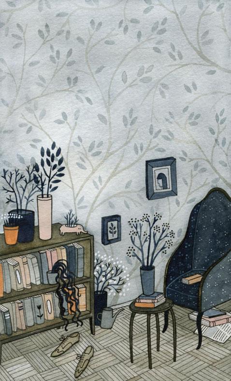 la vida interior by Yelena Bryksenkova